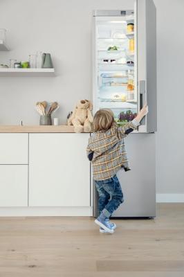 el frigorfico el favorito de la cocina