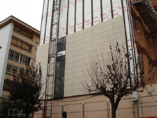 frontek la alternativa eficiente para la rehabilitacin energtica de fachadas