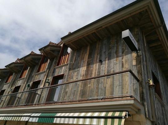 gabarr apuesta por madera agrisada para la prxima temporada