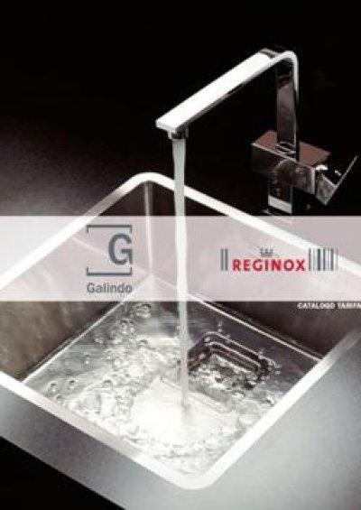 galindo de presto ibrica se une a reginox para lanzar un nuevo catlogo conjunto