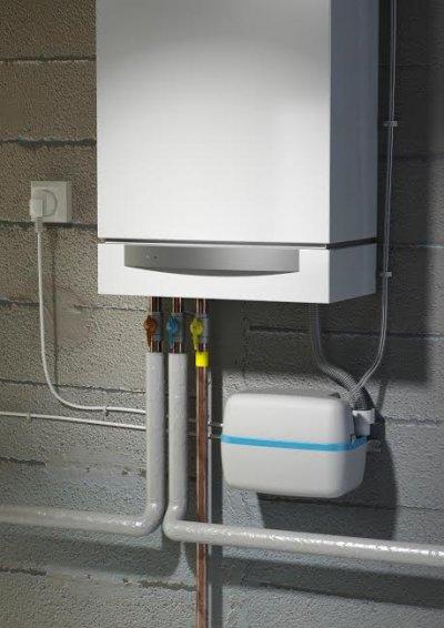 gama completa de soluciones de sfa sanitrit para la evacuacin de aguas condensadas