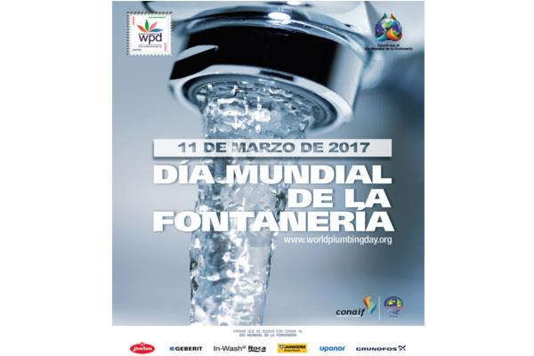 geberit celebra el diacutea mundial de la fontaneriacutea