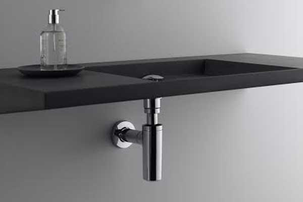 geberit perfecciona la durabilidad y el diseo de los sifones de lavabo para un mejor desage