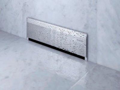 geberit presenta su nuevo sifn ducha de pared para duchas de obra
