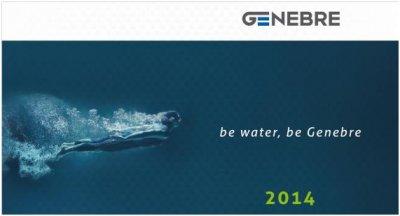 genebre presente en la valve world expo 2014