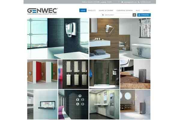 genwec presenta su nuevo portal web