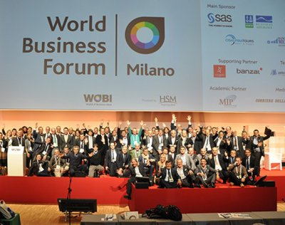gessi se presenta como caso de estudio en el world business forum 2014