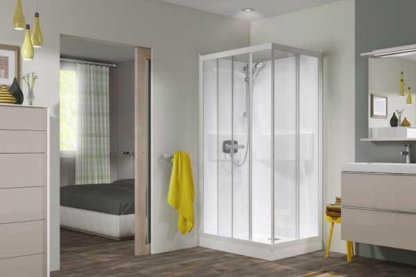 grandform lanza las nuevas cabinas de ducha kineprime 2 de montaje rpido