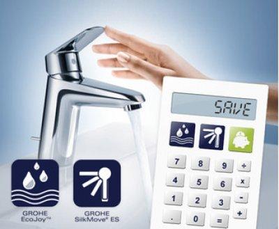 grohe apuesta por productos ecolgicos para la sostenibilidad del agua