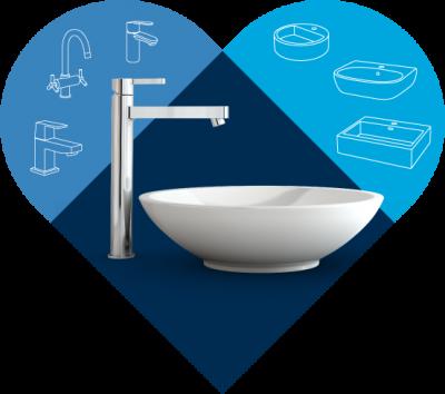 grohe bestmatch permite encontrar la combinacin idnea entre lavabo y grifera