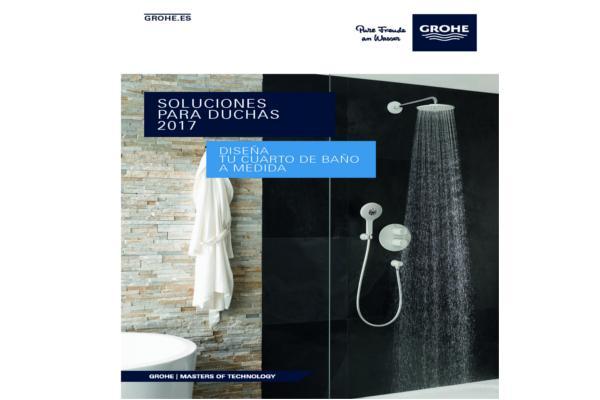 grohe lanza su nueva tarifa de duchas 2017