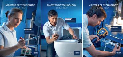 grohe lanza la campaa masters of technology