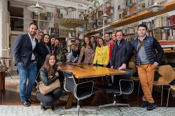 Grohe re ne a un grupo de arquitectos baleares for Showroom grohe barcelona