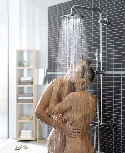 grohe sigue apostando por su nuevo sistema de ducha rainshower system en 2014