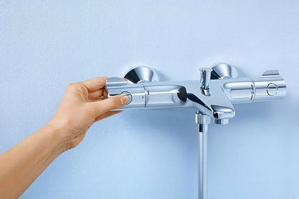 grohtherm grohe mejo