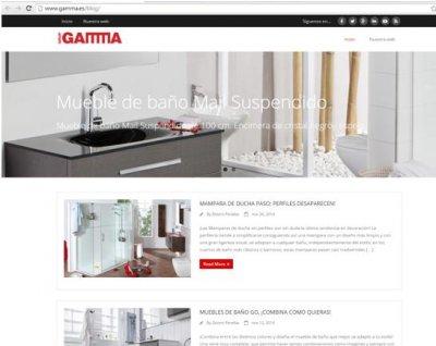 grup gamma lanza su nuevo blog