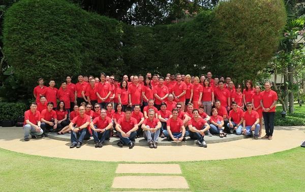 grupo cosentino celebra su convencion de distribuidores de asiapacifico