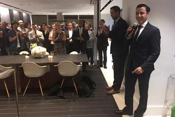grupo cosentino conquista nueva york con su nuevo showroom de manhattan