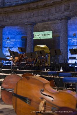 grupo cosentino patrocina un concierto histrico en el festival de msica de granada