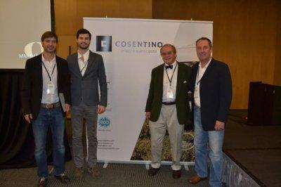 grupo cosentino presente en el congreso mundial de edificacin sostenible world sb14 barcelona