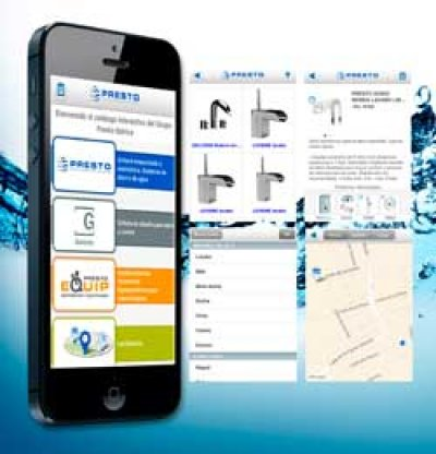 grupo presto ibrica lanza una aplicacin para mviles
