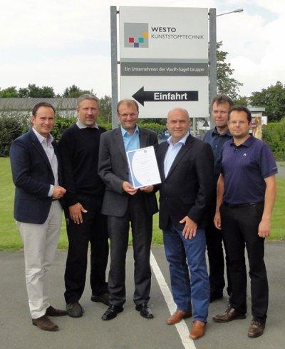 el grupo vauthsagel obtiene las certificaciones iso 14001 e iso 50001