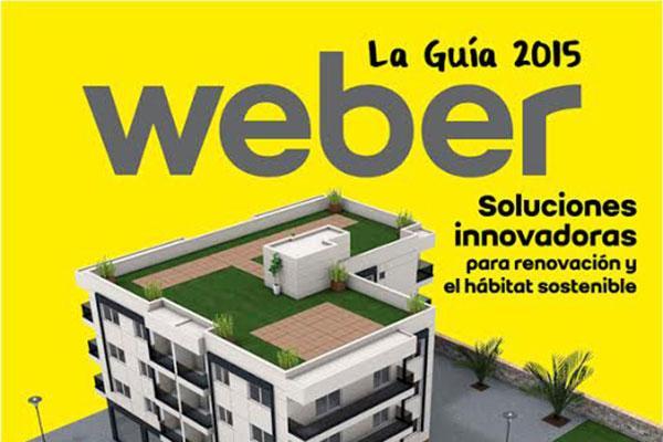 la gua weber 2015 presenta una nueva imagen