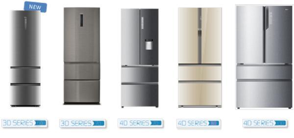 haier exhibe en ifa su gama de frigorficos y congeladores de fcil acceso