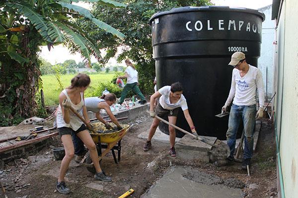 hansgrohe colabora para facilitar el acceso a agua potable en colombia