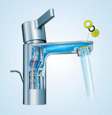 hansgrohe pone en marcha una prueba pionera que reduce el coste de agua y electricidad