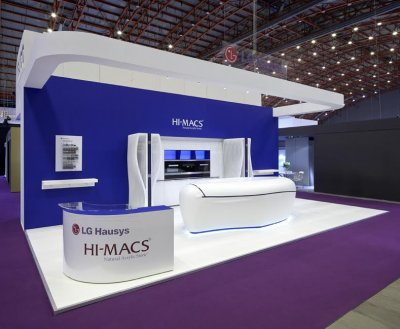 himacs  the sky is the limit brillan en el evento 100 design