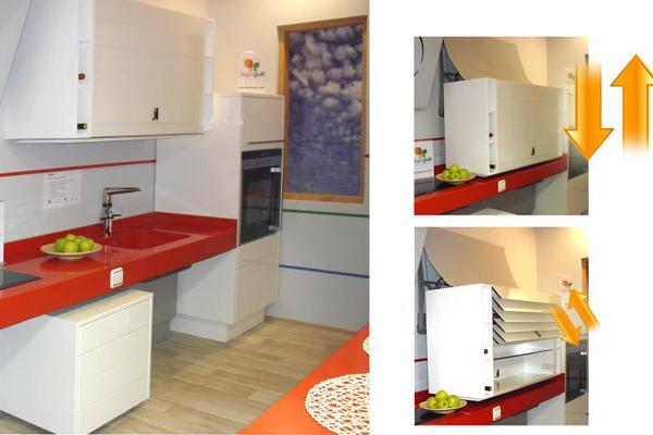 hogarguti presenta sus cocinas adaptadas