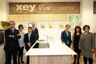 Se inaugura en barcelona el nuevo espacio xey - Cocinas xey barcelona ...