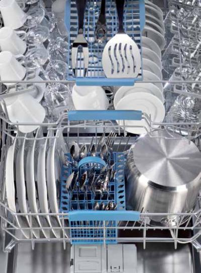 indesit extra el lavavajillas que lava sin problemas hasta una paellera