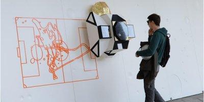 la instalacin the moon exception del arquitecto italo rota diseada con dekton by cosentino llega a miln