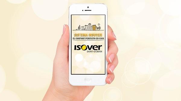 isover lanza la app sistema insuver