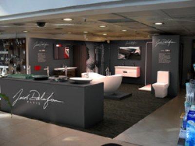 jacob delafon inaugura un nuevo espacio exclusivo en  el corte ingls de el capricho en marbella