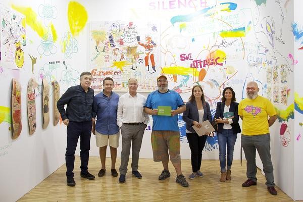 judas arrieta gana el premio de arte contemporneo bathco