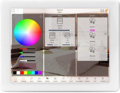 jung distribuye en exclusiva para espaa y portugal el sistema de visualizacin comfortclick