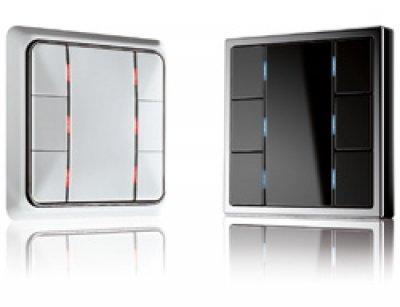 jung presenta la nueva generacin de teclados knx f 50