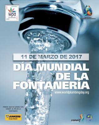 junkers apoya la labor de los fontaneros en su da