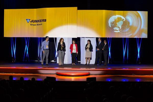 junkers presenta su nueva gama de productos adaptados a la erp en barcelona