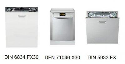 lavado cuidadoso con los nuevos lavavajillas de bajo consumo de beko