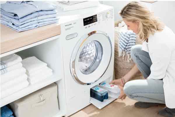 la lavadora es el electrodomstico que menos usan los hombres