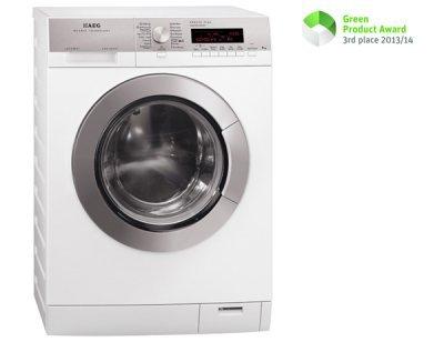la lavadora aeg