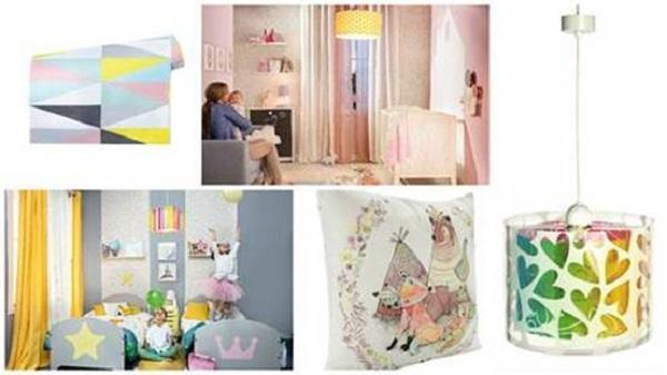 leroy merlin te propone ideas para llenar de magia el dormitorio infantil