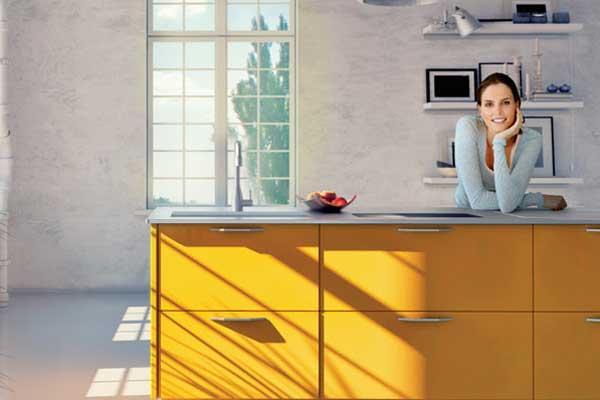 los lderes italianos del mueble de cocina apuestan por espacio cocina
