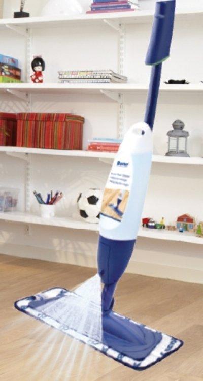 el limpiador parquet bona elegido como mejor limpiador de suelos de madera