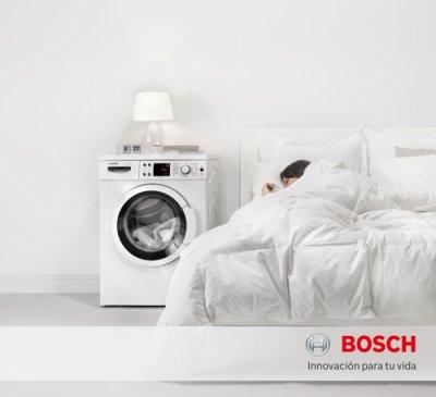 llega la nueva lavadora ecosilence de bosch