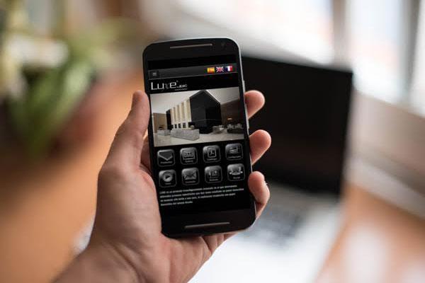 luxe by alvic estrena app para dispositivos moviles